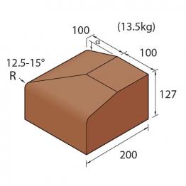 Marshalls Keykerb Kl Hbf Flat Angle Ext Ernal Buff Pv7400760