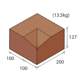 Marshalls Keykerb Kl Hbf Flat Angle Internal Brindle