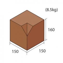Marshalls Keykerb Km Sp Angle Internal Grey