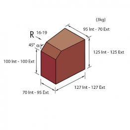 Marshalls Keykerb Ks Sp Radial External Red