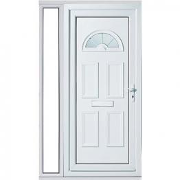Carolina 1 Sidelight Upvc Doorset 1220mm Left Hand