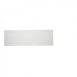 Tavistock Milton Wood 1700mm Front Bath Panel White O313