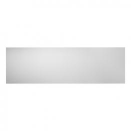 Nisa/orima Flat Front Bath Panel White S091501