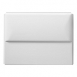 Ideal Baronet 700 End Panel White E423001