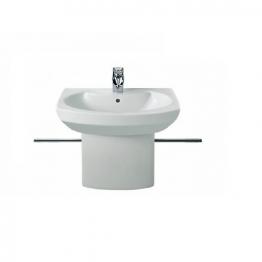 Roca 337511000 Senso Semi Pedestal To Suit Basins 800,650,580,550mm White