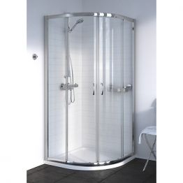 Aqualux Quadrant 6 Shower Enclosure 900mm