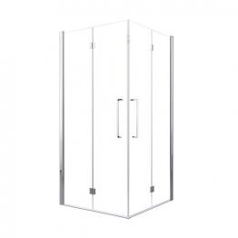 Novellini Y22gs87ls-1k Young 87 89 Bifold Door Lh Excluding Side Panel