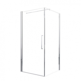 Novellini Y2fg85-1k Young Side Panel 850-870mm