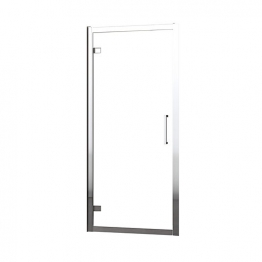 Novellini Kuadg90-1k Kuadra Pivot Door Glass