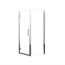 Novellini Kuadf84-1k Kuadra Side Panel Adjustable 840mm