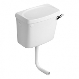 Ideal Standard Sandringham Compact Cistern Low Level Ssio 6l S390001