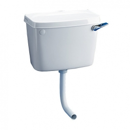 Ideal Standard Sandringham Compact Cistern Low Level Bsio White S390201