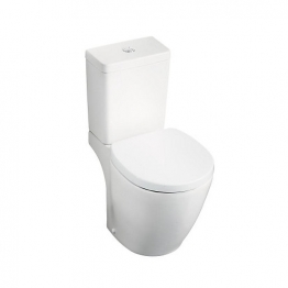 Ideal Standard E120501 Concept Space Close Coupled Wc Bowl