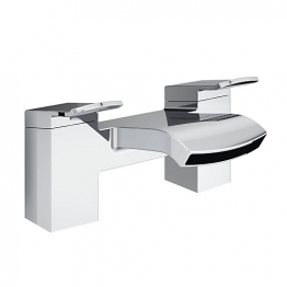 Bristan Dorona Bath Filler Chrome