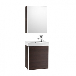 Mini 855866154 Pack With Mirror Cabinet Wenge
