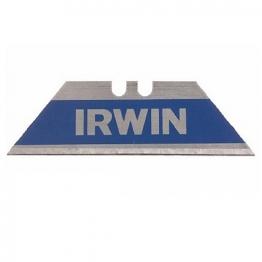 Irwin Bi Metal Blue Trapezoid Knife Blades (pack Of 100)