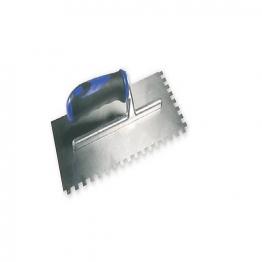 Genesis 909 10mm Soft Grip Square Trowel