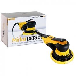 Mirka Deros 240v Corded 150mm Brushless Lightweight Sander 650cv