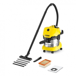 Karcher Wd4 Premium Wet & Dry Vacuum