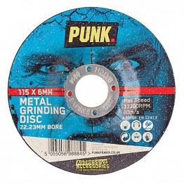 Punk 230mm Universal Turbo Sintered Rim (12mm)