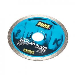 Punk 115mm Diamond Blade Concrete Cutting