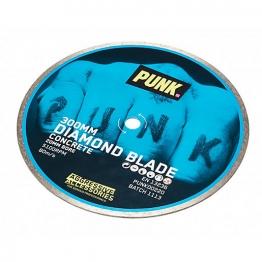 Punk 115mm Universal Turbo Sintered Rim (12mm) Diamond Blade 22.23mm