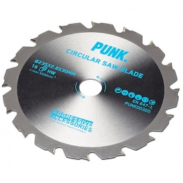 Punk Circular Saw Blade 235mm X 16t X 30mm Fwf