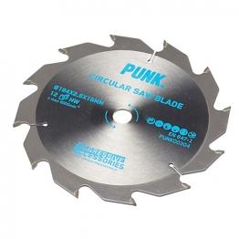 Punk Circular Saw Blade 184mm X 12t X 16mm Atb