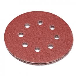 Punk 125mm Abrasive Discs 120 Grit