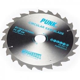 Punk Circular Saw Blade 210mm X 24t X 30mm Atb/n