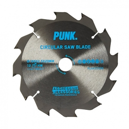 Punk Circular Saw Blade 250mm X 40t X 30mm Atb