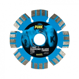 Punk 230mm Stone Laser Welded Segment (12mm)