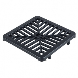 Osmadrain Drainage Universal Gully Grating 150mm X 150mm