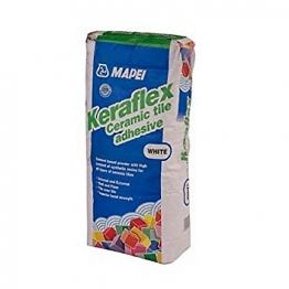 Mapei Keraflexi Non Rapid White Adhesive 20kg