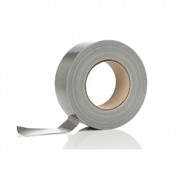 Silver Cloth Duct Tape 100mm X 50mm