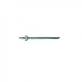 Rawlplug Resin Studs (inc Nuts & Washers) 10mm X 130mm Pack Of 5