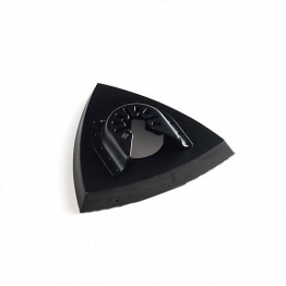 Punk 93mm Triangular Sanding Pad With Velcro System