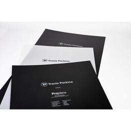 Proplex Flame Retardant Damage Prevention Sheet White 2mm X 1.2m X 2.4m