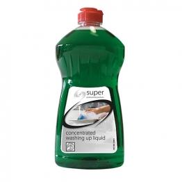Super Washing Up Liquid Green 500ml