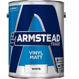 Glidden Trade Vinyl Matt Emulsion White 5l