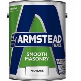 Glidden Endurance Smooth Masonry Paint Mid Base 5l