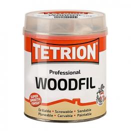 Tetrion Professional 2 Part Woodfil Natural/pine 1.2kg