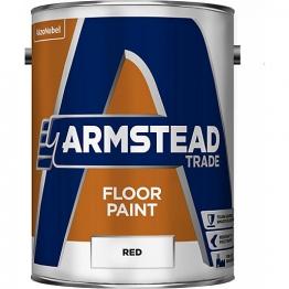 Glidden Endurance Floor Paint Red 5l