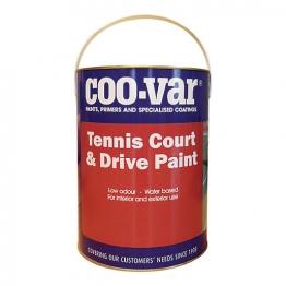 Tennis Court Paint Green 5l