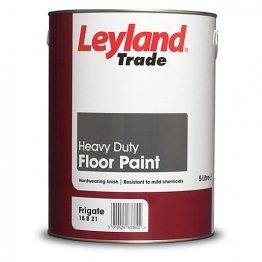Leyland Floor Paint 5l Tile Red