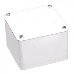 Mk Egatube Conduit 75 X 75 X 53mm Adaptable Box White Mab2whi