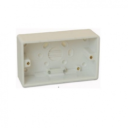 Crabtree 45mm Surface Moulded Box 9054