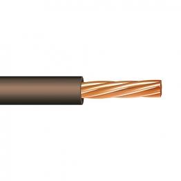 Single Core Low Smoke Zero Halogen Conduit 6.0mm 6491b Brown 100m