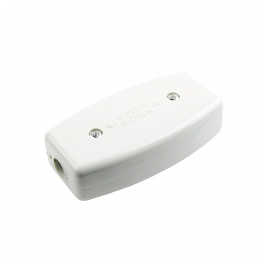4trade 3-pin 13amp Connector White