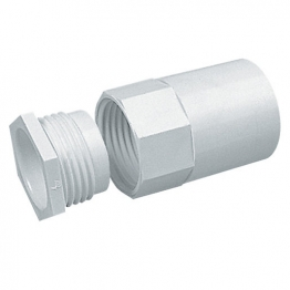 Marshall Tufflex Female Thread Conduit Adaptor 25mm